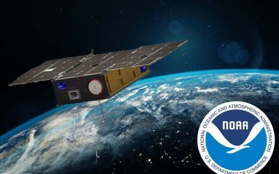 Our joint CICERO fleet awarded NOAA RO data supply contract